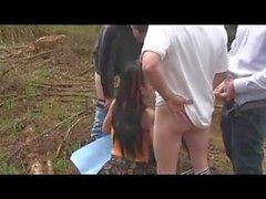british girl do dogging 1