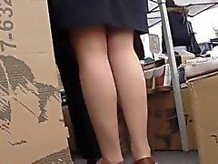 Pubblico piedi della camma a V