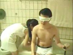 Китае медсестры