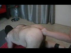 Anales Fuss Fisting mit hotcouple66 ass footfisting