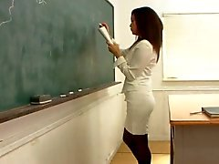 1455 Teacher's Nasty Slut X-Class