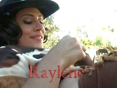 Raylene. . . Cowgirl Thanks Cowboy For Finding Her Horses!