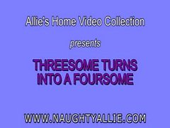 3some turns into 4some
