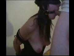 Slut likes to be abused