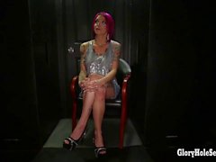 Anna Bell picos First Glory Hole