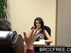 Autumn creampied on Backroom Casting Couch
