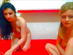 Pussy and Ass Fisting Lesbians on Cam