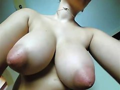 Fake breasts or naturals are excellent