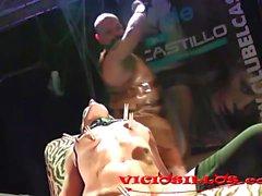 Anraro y Yelena Vera en el FEDA