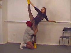 Gymnast sex