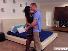 Pretty Step Mom India Summer loves my cock