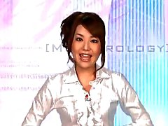Spermier Night TV Reporter