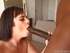 PAWG Virgo Peridot Fucks Big Black Cock Doggy Style