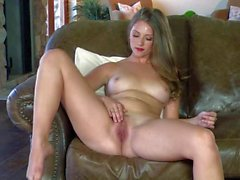 Long legged Shae Snow with big clit