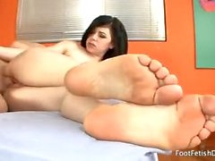 Belle Foot Fetish