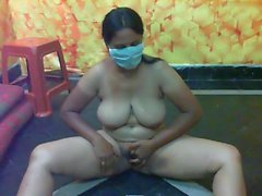 Indian slut with big boobs having sex PART-1