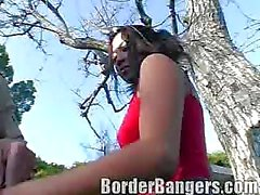 Lovely busy seductress Lilly is fucked by angry policeman
