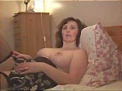Strisce stagionati dai grossi down e dimostra la sua figa guardi in webcam