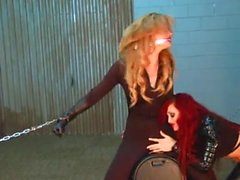 Angela Sommers and Melissa Jacobs