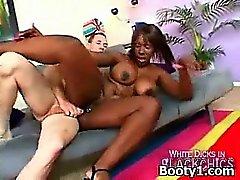 Horny Black Explicit Pounded XXX