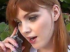 Schoolgirl Marie McCray Gets Creampied