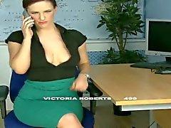 Victoria Roberts på BBTV