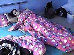 Her fan on the mattress fucked fat woman