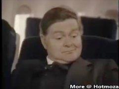 Fucking in einem Flugzeug