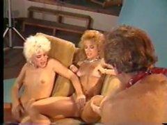 Jeanna Fine and Nina Hartley 3way