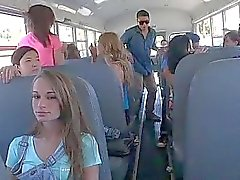 Teenie fucked by the school bus driver