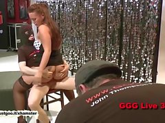 Beautiful Face Big Ass - German Goo Girls!