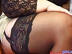 Mature Franse MILF Fucked anale en Squirting