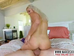 Deceitful Mommy Kylie Page Needs Best Cock