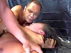 London Keyes rough sex and DP