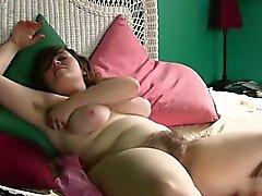 Sexy housewife deep throat fuck