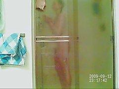 Showering Hottie