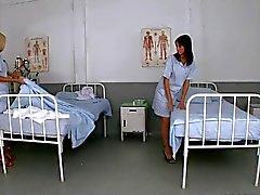 Lesbian Nurses inusités - européen