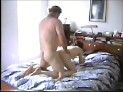 Toni Johnson vintage cuckold part 2 Fucking like a champ!