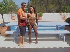 Lady Mai In Wham Bam Ibiza - Scene 1!