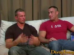 Muscle Dudes Ass Pounded