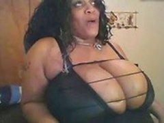 Huge Breasts Freak Again