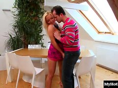 Jenna Lovely is one sweet mature blondie She needs it so...