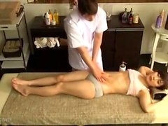 Naughty Massage And Fingering