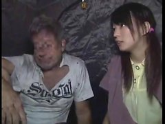 American Bum Gets First Blowjob In 22 Years Asian and Amate