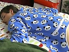 Gay video It's Christmas morning and Jordan Ashton wakes to
