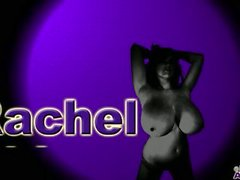 Rachel Aldana Shower