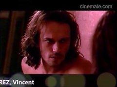 Miespuolinen alaston Compil ranskaksi elokuvia ( selkeä kohtauksissa ja täynnä etupinnan )