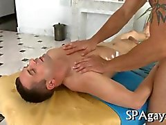 exquisite gay blowjob for a lusty client
