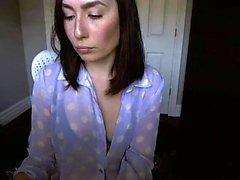 MILF underkläder amatör onanerar exgf