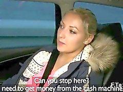 I habe immer in einem Taxi zu ficken